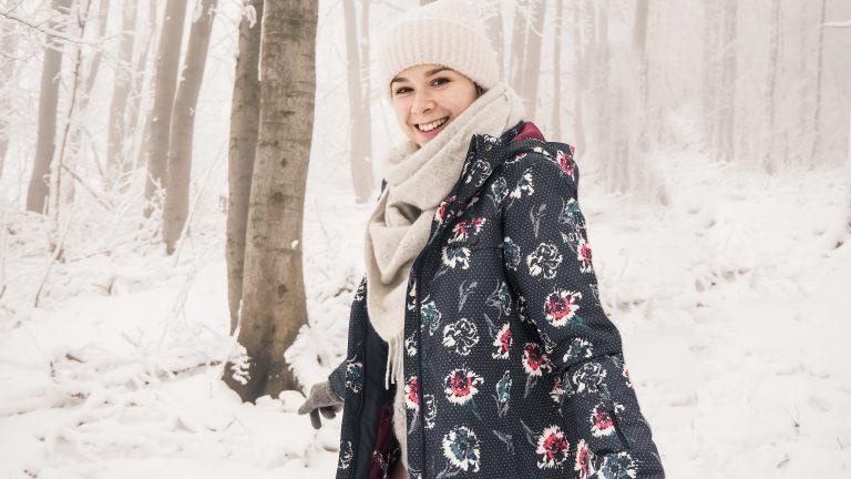 Za sněhem na Lopeník